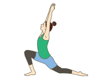 Women who do yoga 8