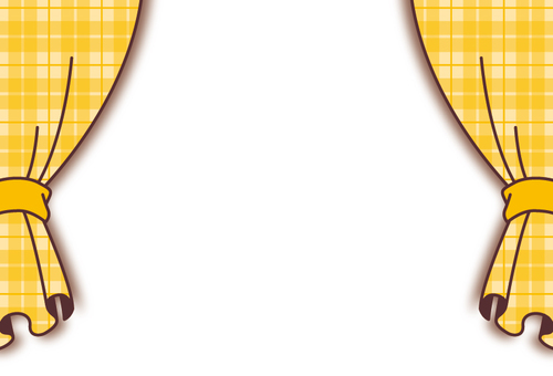 Curtain Yellow