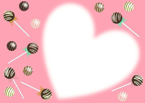 Valentine illustration ③