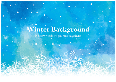 Winter Background 03