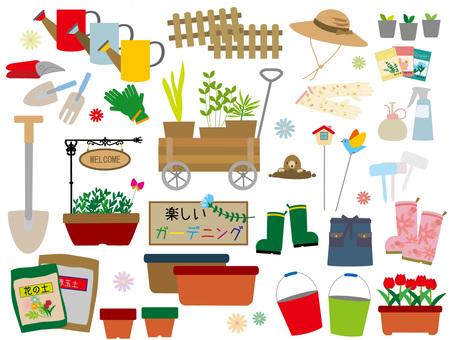 Gardening goods (v10)