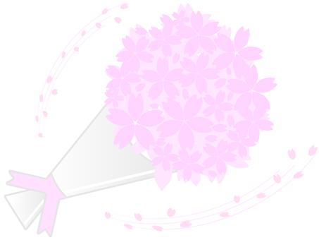 Bouquet 桜