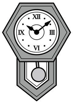 振り子時計2c
