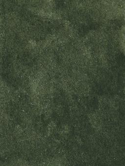 수채화 그린 녹색 소재