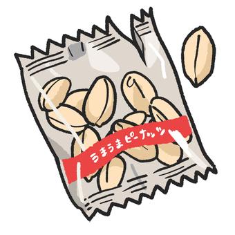 Uma Uma peanut