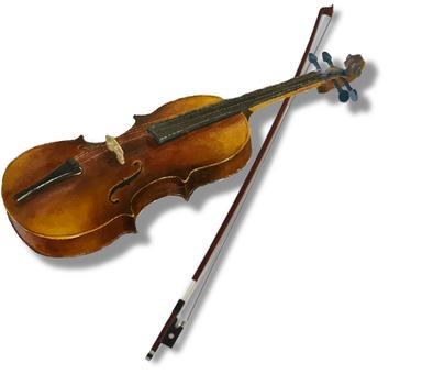 Violin illustration_2