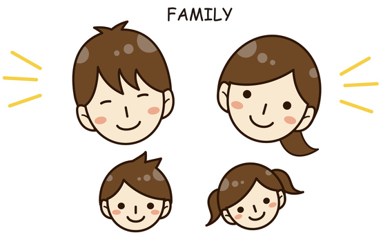 Family 01_ face only