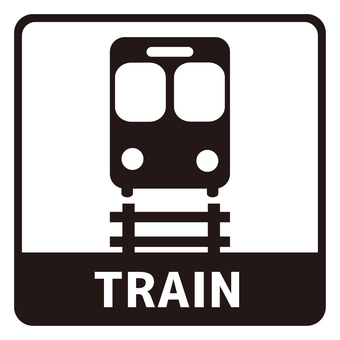 Icon-1ver. Transportation-Train