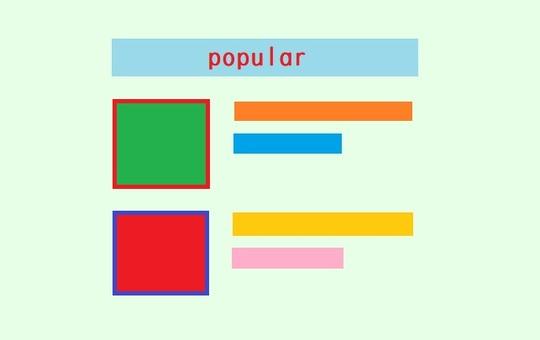 Popular articles, popular