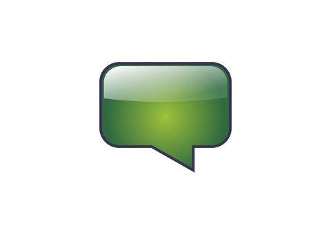풍선 (녹색)