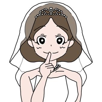 Wedding dress 1 (quietly)