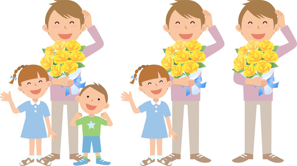 70417, 아버지의 날, 부모와 자식