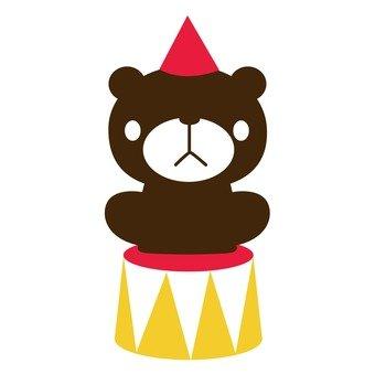 Circus Bear 1