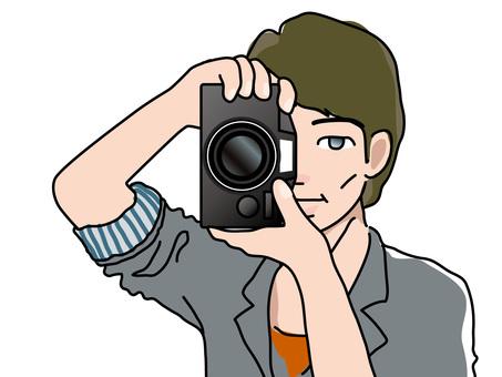 Single lens reflex (16) Male B