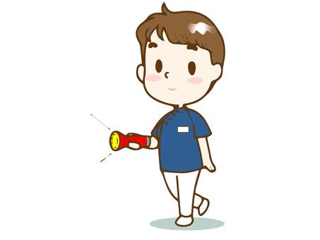 理学療法士(男)⑧