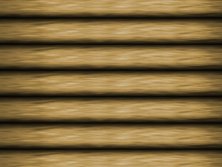 Realistic horizontal log wallpaper texture material