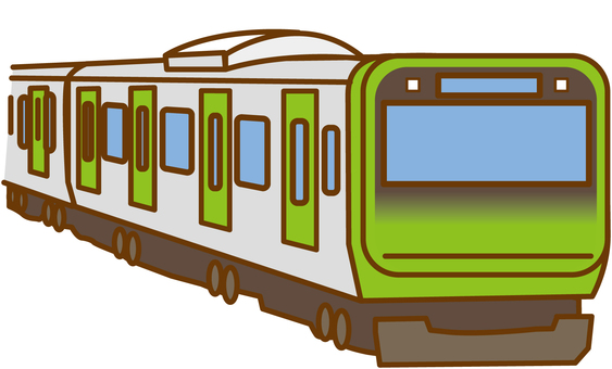 Yamanote Line 02