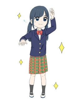 Shining conductor