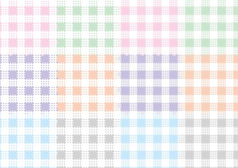 Check pattern dot