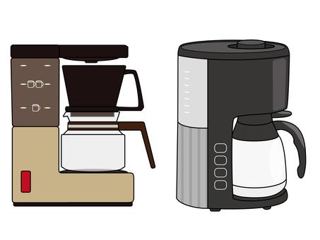 Coffee maker a