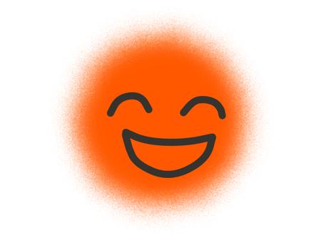 Laughing sun 2
