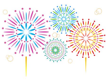 5701. Fireworks 14