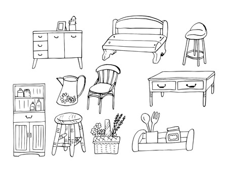 Furniture 02 (country style)