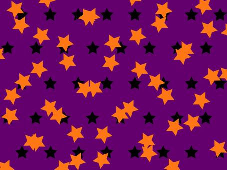 Lots of stars (Halloween)