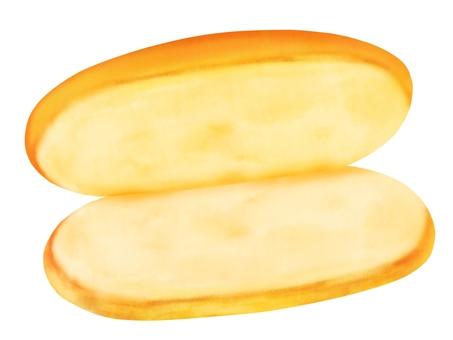 Coppé bread