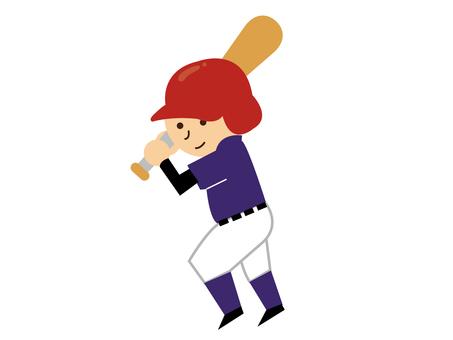 Juvenile baseball