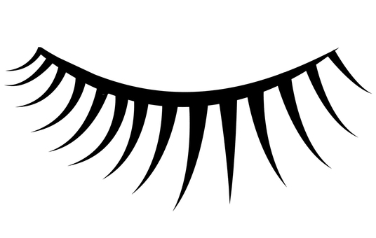 False eyelashes 2
