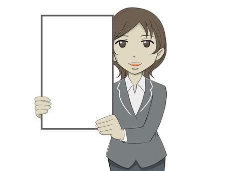 Suit Female 8 b