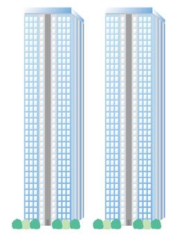 Skyscraper / Twin