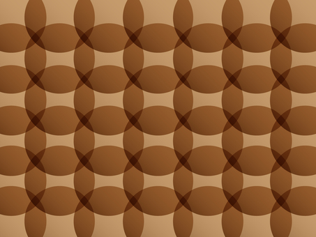 Modern pattern (brown)