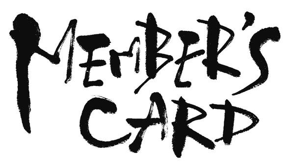 Members Card
