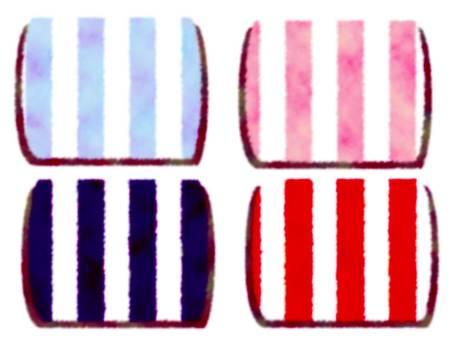 Border pattern set