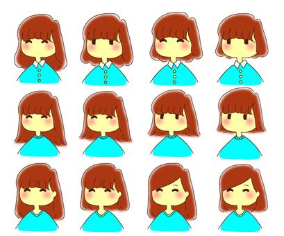 Hairstyle summary