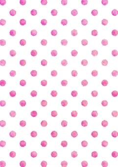 Watercolor dots dot texture · Purple vertical