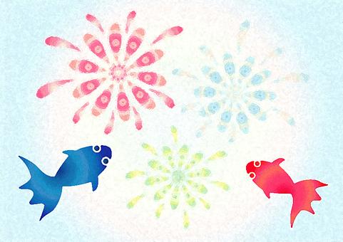 Ooro fireworks Ⅱ