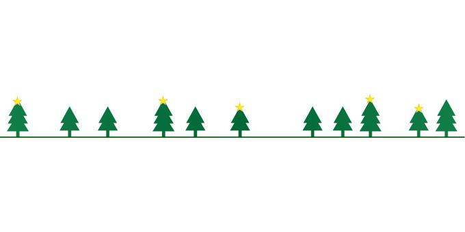 Tree Line Green