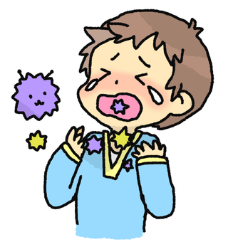Cold throat Ikiga