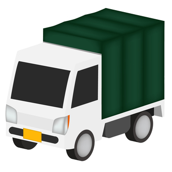 Light truck illustration 3