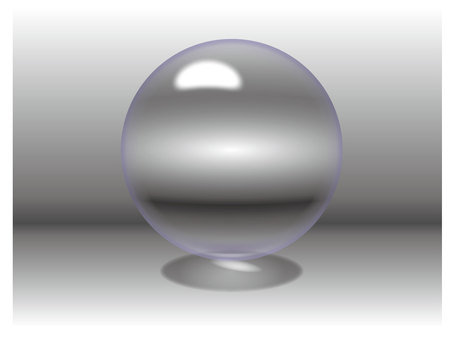 Glass ball 3