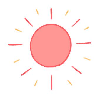 빛나는 태양