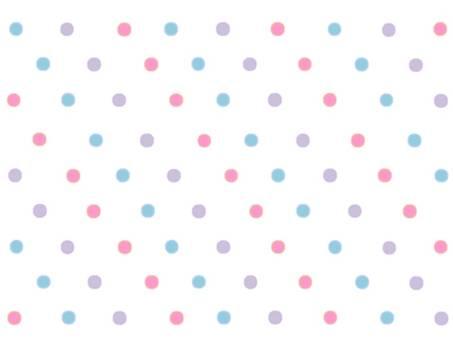 Pattern material Polka dot 2
