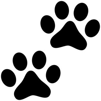 Footprint-02 (Dog / Cat)