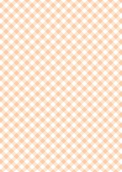 오렌지 바탕 무늬