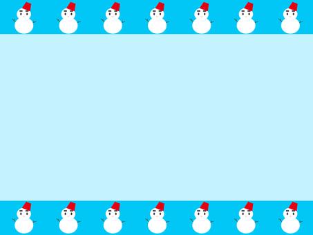 雪だるま04