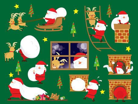 Unique Santa ☆