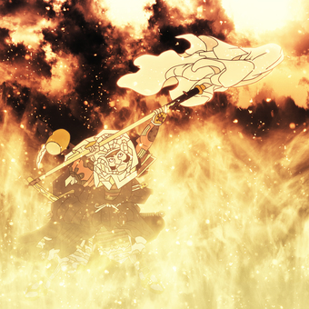 Benkei flame version 5